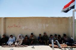 La ofensiva del ejército de Irak para reconquistar Faluya en imágenes