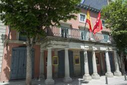 Visita a El Escorial, en imágenes