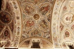 San Antonio Abad abre sus puertas tras la restauración de sus pinturas