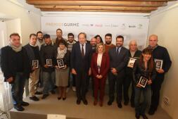 Así ha sido la entrega de los I Premios Gurmé Cádiz 2016