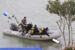 Sigue la nueva búsqueda de los restos de Marta del Castillo en el Guadalquivir