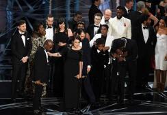 Los ganadores de los Oscars 2017