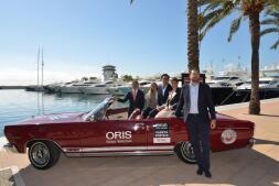 Presentada la decimotercera edición del Oris Rally Clásico de Mallorca