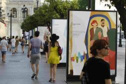 Una exposición para celebrar el Mes de la Diversidad Sexual en Sevilla