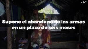 El acuerdo de paz en Colombia tras medio siglo de conflicto