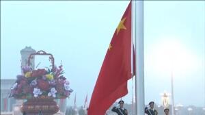 China celebra su Día Nacional