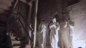 Las cavidades ocultas de la Gran Pirámide de Giza