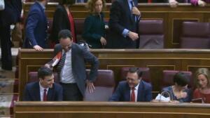 Pedro Sánchez se pronuncia por Twitter tras la abstención decidida en el Comité Federal
