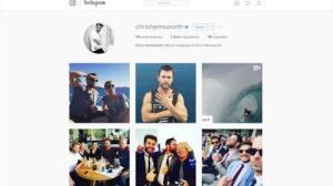Chris Hemsworth responde a los rumores de crisis con Elsa Pataky