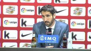 """Raúl García: """"Al Osasuna siempre le deseo lo mejor"""""""