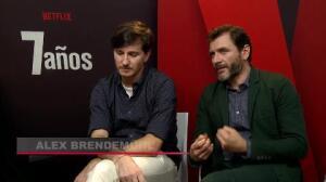 Netflix presenta su primera película española, '7 años'