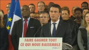 Manuel Valls anuncia su candidatura a la Presidencia de la República francesa