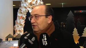 """José Castro: """"El equipo nos ha dado muestras de que puede y debe ganar esta noche"""""""