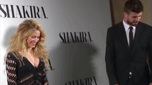 Shakira revoluciona Brasil con la presentación perfume