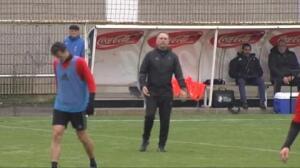 El Osasuna prepara el choque ante el Barça en una situación extrema