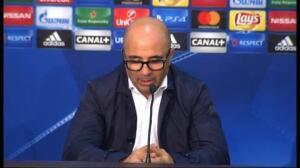 """Sampaoli sobre la clasificación del Sevilla para la Champions: """"Este era un sueño"""""""