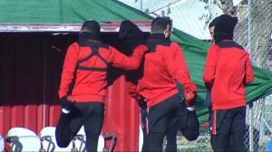 El Sevilla prepara su próximo encuentro ante el Osasuna