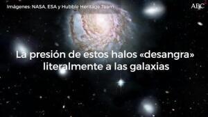 Miles de galaxias están muriendo