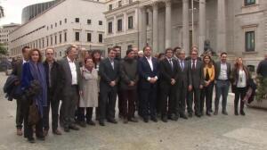 El Supremo sienta en el banquillo a Francesc Homs por 9N
