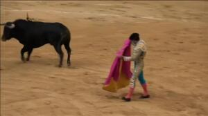 Fuertes disturbios por el regreso de las corridas de toros a Bogotá