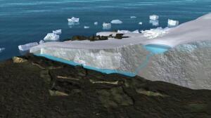 Bombas eólicas para frenar el deshielo del Ártico