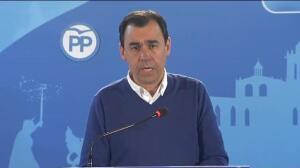 Maillo avisa a PSOE y Ciudadanos que también es responsabilidad suya llegar a acuerdos