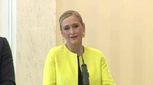 Cifuentes y Aguado llegan a acuerdo sobre presupuestos de 2017