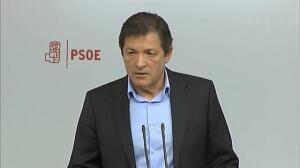 """Fernández: """"López y Sánchez se presentaron muy pronto"""""""