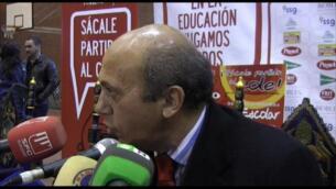 Del Nido tiene pensado seguir cinco años más como presidente
