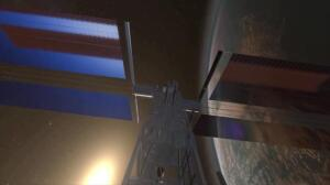 Importantes experimentos médicos, camino de la ISS