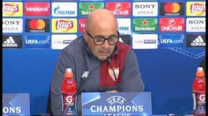 """Sampaoli: """"Estoy amargado por lo estrecho del resultado"""""""