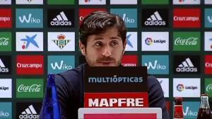 "Víctor Sánchez: ""Este partido nos lo están recordando desde que hemos llegado, no esta semana"""