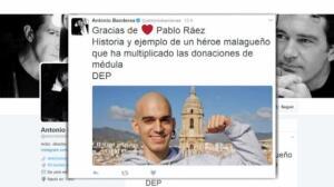 Muere Pablo Ráez, el joven de 20 años que ha abanderado la lucha contra la leucemia