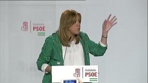 Susana Díaz asegura que Andalucía