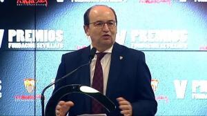 """José Castro sobre la renovación de Sampaoli: """"Sin prisa pero sin pausa"""""""