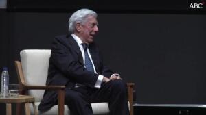 Diálogos ABC: Mario Vargas Llosa conversa con Bieito Rubido