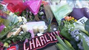 Multitudinario homenaje al policía asesinado en el atentado de Londres