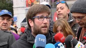 """'Vamos!' se manifiesta en Madrid bajo el lema """"Nadie sin derechos"""""""
