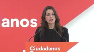 Cs apoyará la moción de censura en Murcia con elecciones