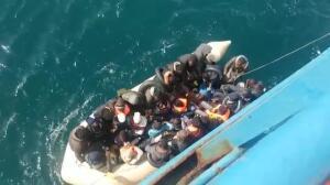 Salvando vidas en el Estrecho de Gibraltar