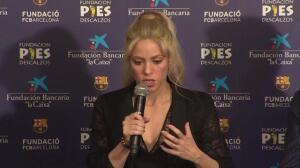 Shakira: La educación rompe el círculo de la pobreza
