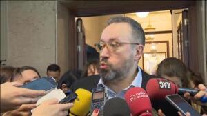 """Girauta sobre Murcia: """"Que nadie espere de nosotros la formación de un Gobierno tripartito"""""""