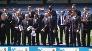 El Real Madrid felicita a Sergio Ramos por su cumpleaños