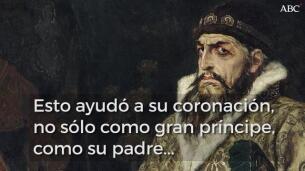 Iván «el terrible»