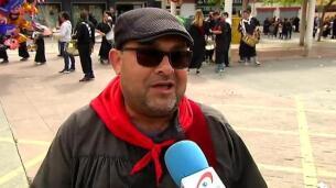 Miles de tambores inundan las calles de Hellín