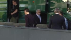 El Barça, sin Neymar, ya está en Madrid