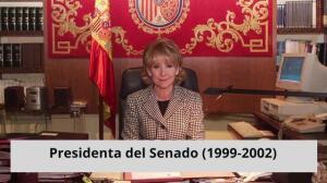 La carrera política de Esperanza Aguirre
