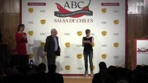 IX Premio Gastronómico ABC Salsa de Chiles
