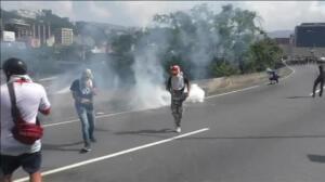 La escalada de tensión se dispara en Venezuela