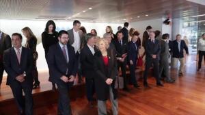 Fiscalía denuncia a Dancausa por un delito societario